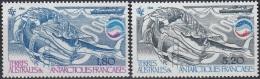 TAAF 1985 Yvert 113 - 114 Neuf ** Cote (2015) 3.85 Euro Cétacés Et Krill - Terres Australes Et Antarctiques Françaises (TAAF)