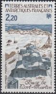 TAAF 1985 Yvert 112 Neuf ** Cote (2015) 1.60 Euro Base De Port-Martin - Terres Australes Et Antarctiques Françaises (TAAF)