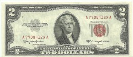 USA $2 series 1953C AA Fr1512 UNC