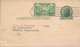 Postcard RA005280 - USA Air Mail Bulletin - Postcards