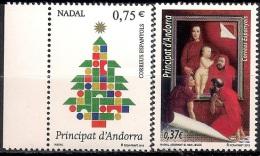 A849 - Spanish Andorra 2013 - Christmas, Nöel, Weihnachten, Navidad, Natale   Mint - Spanish Andorra