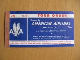 AMERICAN AIRLINES like ticket billet flugticket SAN FRANCISCO