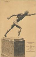 Krefeld, Borghesischer Fechter, Jubelfeier Frauen Krefelder Turnverein, Crefeld, Postkarte, Nordhrein-Westfalen - Krefeld