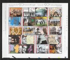 Blok 87 ** Postfris - Blocks & Sheetlets 1962-....