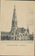 Krefeld, Lutherkirche, Crefeld, Postkarte, Nordhrein-Westfalen - Krefeld