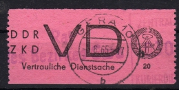 DDR Dienst VD 2 O - Service