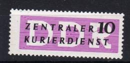 DDR Dienst I ** - [6] République Démocratique