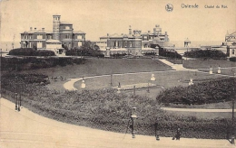 Ostende  Châlet Du Roi. - Carte Circulée En 1925 - Oostende