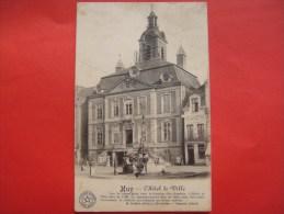 HUY --- Hôtel De Ville - Hoei