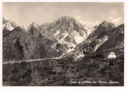 Cave Di Marmo Dei Monti Apuani - Ed. U. Biagioni N° 16566 - Massa