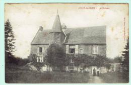 61- Joué Du Bois - Le Chateau - Francia