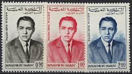 Maroc. PA N° 106 à N° 110** Y Et T - Morocco (1956-...)