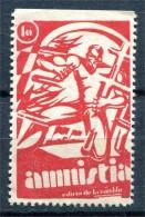 España, Guerra Civil, SR, Amnistia, Edicions De La Rambla, Domènech 81, * - Viñetas De La Guerra Civil