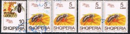 1995 - ALBANIA - API / BEES. USATO - Albania