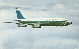 EL AL ISRAEL AILINES  Boeing 720B - 1946-....: Era Moderna
