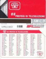 GOLDEN 1378 PREFISSI 15.000  15000 Usata - Italia