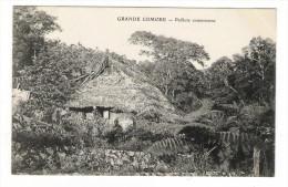 MAYOTTE  ( Archipel Des Comores ) /  GRANDE  COMORE  /  PAILLOTE  COMORIENNE - Mayotte