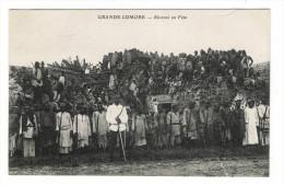 MAYOTTE  ( Archipel  Des  Comores ) /  GRANDE  COMORE  /  MORONI  EN  FÊTE - Mayotte