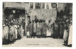 MAYOTTE  ( Archipel  Des  Comores ) /  GRANDE  COMORE  /  COMORIENNES - Mayotte