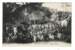 MAYOTTE  ( Archipel  Des  Comores ) /  GRANDE  COMORE  /  GROUPE  INDIGÈNE - Mayotte