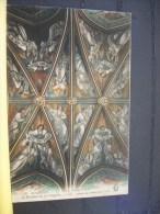 18 231 - CPA -  BOURGES  - LE PALAIS JACQUES COEUR  - LE PLAFOND DE LA CHAPELLE - 1918 - Churches & Convents