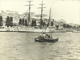 Boat Photo (12x9cm) Gorch Fock And Expedito - Boten