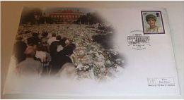 GB 1998 DIANA, PRINCESS OF WALES FDC - 1952-.... (Elizabeth II)