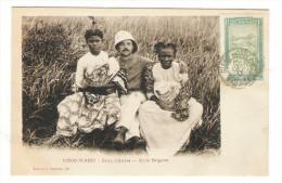 MADAGASCAR  /  DIEGO-SUAREZ  /  CAMP  D´ AMBRE  /  IDYLLE  MALGACHE  /  Edit.  G. CHARIFOU - Madagascar