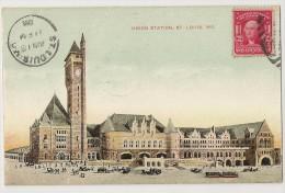 S3601 - Union Station , St. Louis - St Louis – Missouri