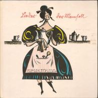 Buch Und Schallplatte - Lieder Der Mamsell - Gisela MAY Singt - Auflage 1974 - Livre-disque En Allemand - Vinyl Records