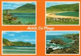 Postcard - Achill, Mayo. 2/620 - Mayo