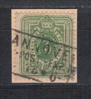1875 - 1879   MICHEL  Nº 31 B    -- Geprüft -- - Used Stamps