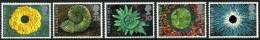 GB 1995 SPRINGTIME SET OF 5 SG 1853-57 MI 1549-53 SC 1591-95 IV 1794-1798 - 1952-.... (Elizabeth II)