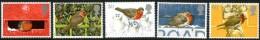 GB 1995 CHRISTMAS SET OF 5 SG 1896-900 MI 1596-600 SC 1634-38 IV 1842-1846 - 1952-.... (Elizabeth II)