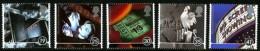 GB 1996 CINEMA SET OF 5 SG 1920-24 MI 1620-24 SC 1658-62 IV 1866-1870 - 1952-.... (Elizabeth II)