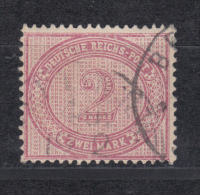 1875    MICHEL  Nº 37 - Gebraucht