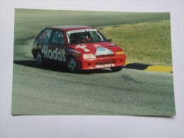 AUTOMOVIL DE CARRERA CITROEN 1998. RALLYE, CAR RALLY - Automobiles