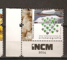 Portugal ** & Ano Internacional Da Cristalografia 2014  (1) - Geologia