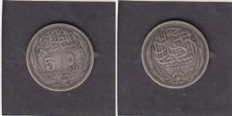 Egypt, 1917, 50 Piastres, Very Worn - Egypt
