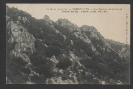 DF / 30 GARD / CONCOULES / LE ROCHER COMMUNAL, ROUTE DU MAL MONTÉ (Alt. 900m.) - Altri Comuni