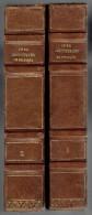 Code Administratif De Belgique Par M. A. Bruno (Tomes 1 Et 3), Bruxelles, 1840 Et 1844 - 1801-1900