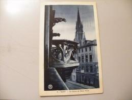 A323. CPA. 54. NANCY. Un Balcon Du Palais Royal. Rare Beau Plan . écrite & Voyagée 1933 - Nancy