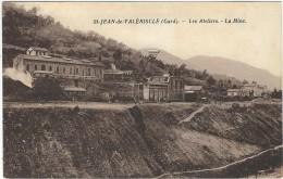 Gard : St Jean De Valerisque, Les Ateliers, La Mine - France