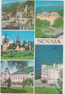 ROMANIA   SINAIA   - VEDERI DIN SINAIA   1972 - Romania