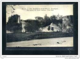 24  MAREUIL Sur BELLE Les Ruines Du Vieux Chateau Cote Sud - France