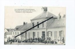 CPA - La Chaussée Tirancourt - Souvenir Du Concours De Tamis - Pendant Le Vin D'Honneur - Andere Gemeenten