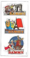 MAGNET BD SAMMY - Sammy