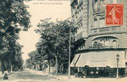B17180 Paris, Rue Michel Bizot - France