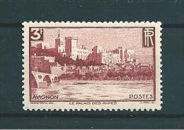 France Timbre De 1938 N° N°391   Neuf  Tres Petite Trace De  Charnière  Cote 15€ - Nuevos