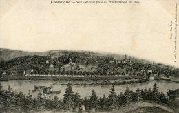 B17200 Charleville Vue Du Mont Olympe En 1840 - France